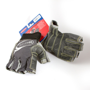 GLOVES-FINGERLESS SM STICKY